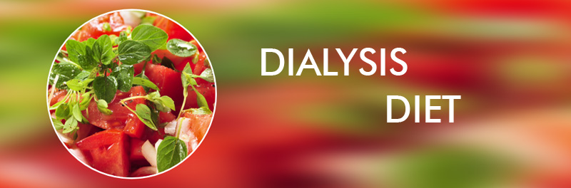 Diet for dialysis